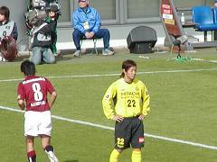 先制ゴール 22