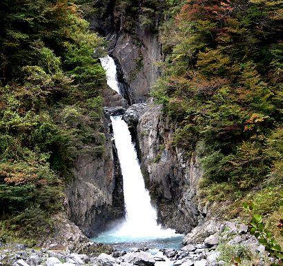 赤水の滝-2