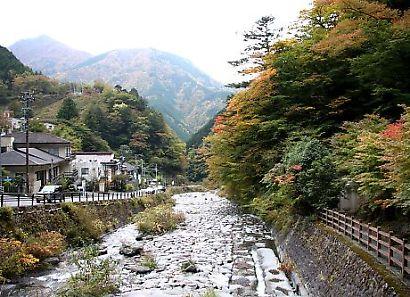 梅ヶ島温泉-4