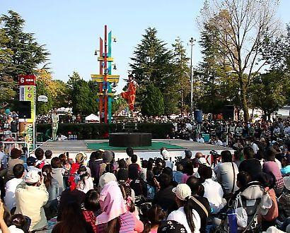 大道芸2009-1