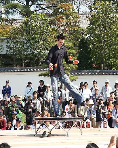 大道芸2009-3