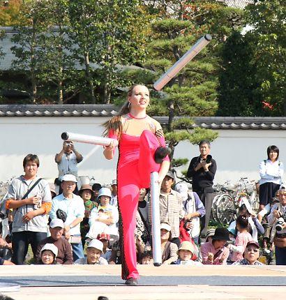 大道芸2009-4