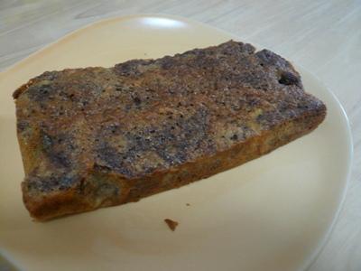 チョコマーブル・パウンドケーキ