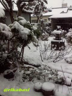 雪景色byリカ母1