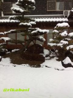 雪景色byリカ母2