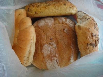 ポーランドのパン
