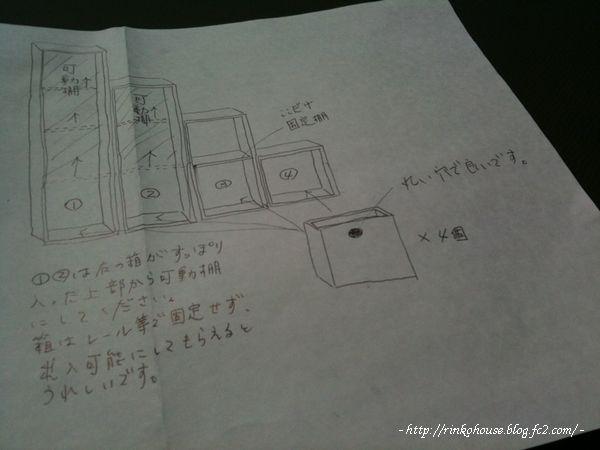 箱階段詳細