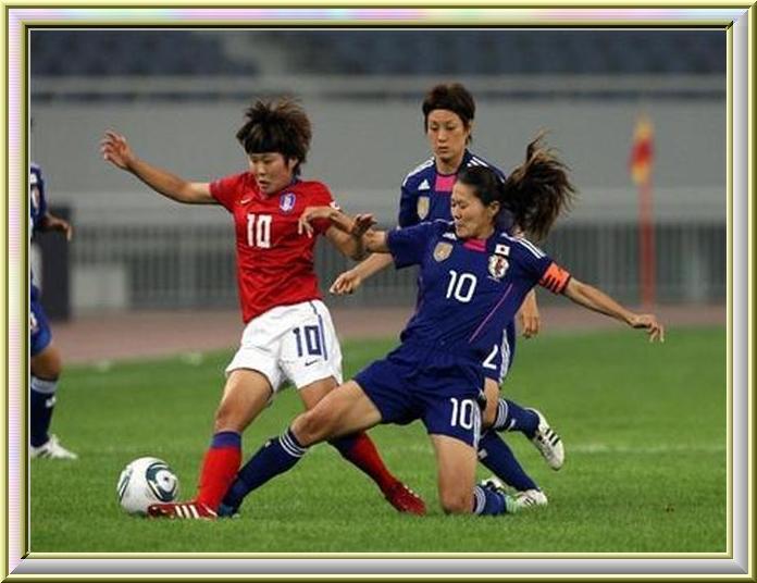 ○9金色枠サッカー3