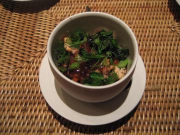 かぶらのスフォルマート 鮭といくら かぶら菜 ディル バルサミコのソース