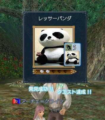 竹を食べる者3