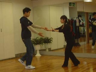 ダンス2回目b
