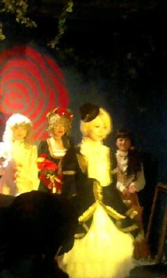 Doll Complexファッションショー
