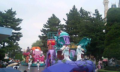 ハッピーホーンテッドパレード(通過バージョン)