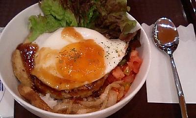 横浜ビブレ限定ロコモコ