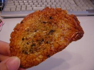 胡麻かき餅