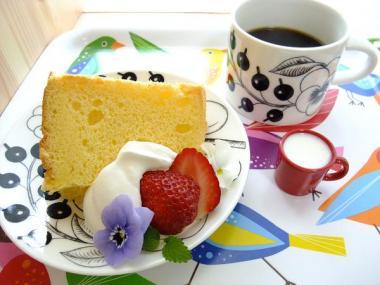 paratiisi×chiffon cake