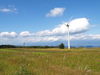 郡山布引風の高原