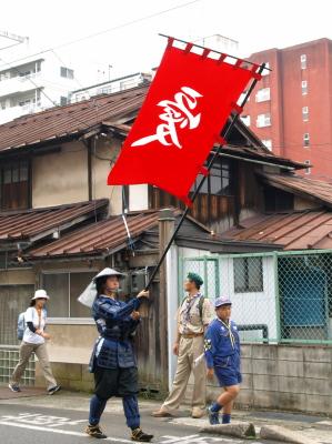 会津藩公行列2009