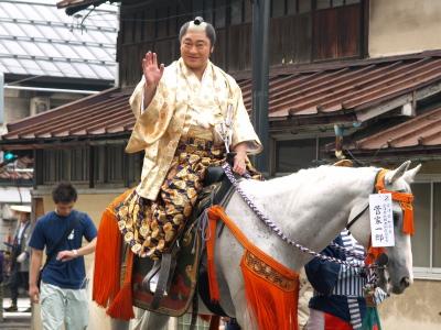会津藩公行列2009 (保科正之公)