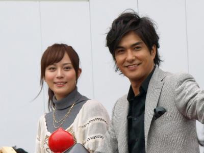 会津藩公行列2009 (ゲスト俳優:北村一輝さん、比嘉愛未さん)