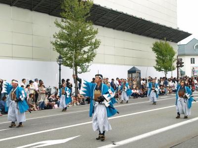 会津藩公行列2009 (会津新撰組)