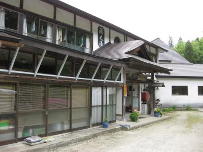 滝の湯旅館(西山温泉)
