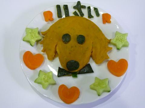 rickeyかぼちゃケーキ
