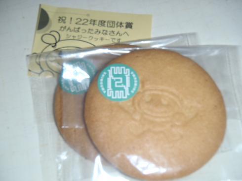 Shyazyクッキー