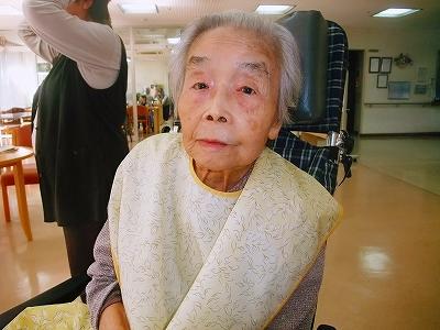 りぅお祖母ちゃん