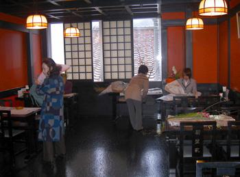 3月 華道教室