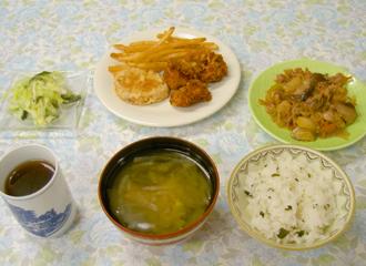 3月6日 昼食
