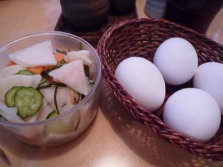 一鳥(卵&浅漬)