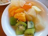 朝食べた物 (4)