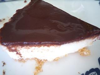 花畑牧場(生チョコチーズケーキ)