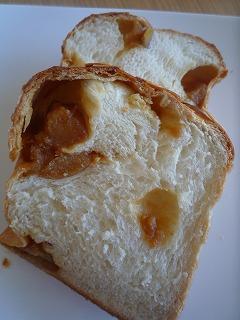 Pointage(豆乳パンドミー林檎と薩摩芋) (2)