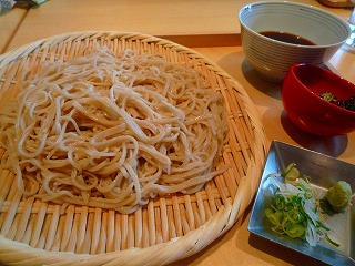 東郷(手打ち蕎麦)
