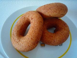 豆乳おからドーナツ (3)