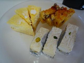 チーズケーキ盛り