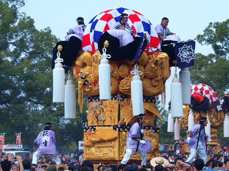 新居浜太鼓祭り 山根グラウンド かきくらべ