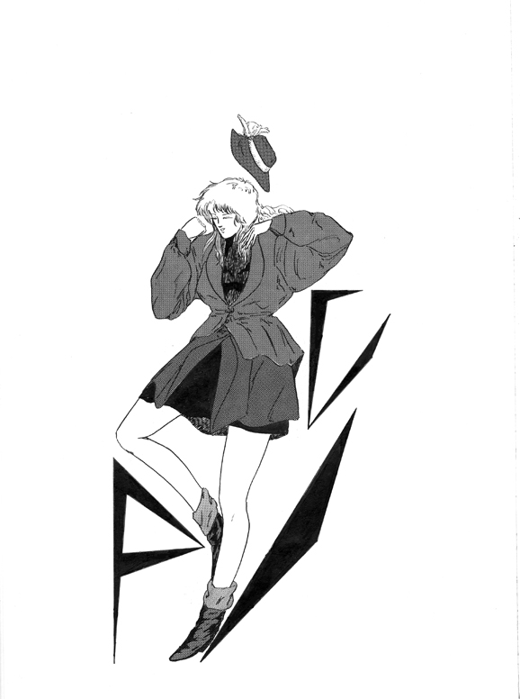 イラスト Woman No.12