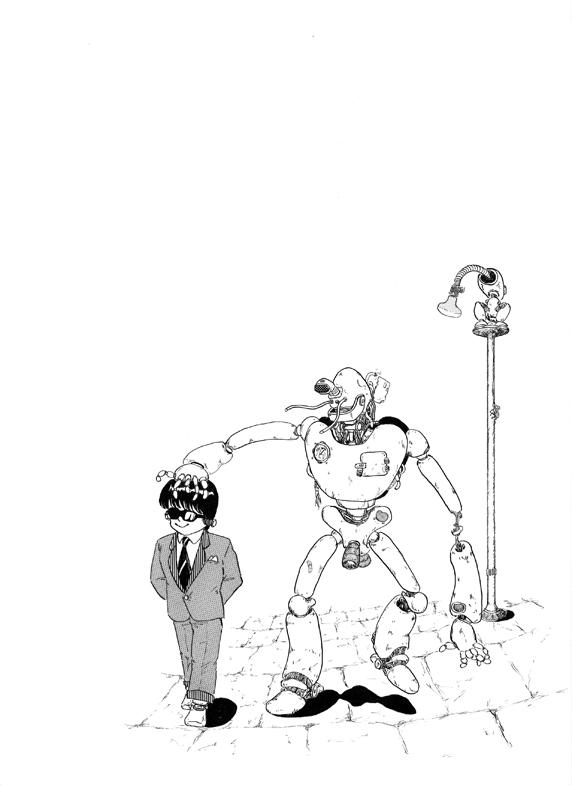 イラスト Robot No.01