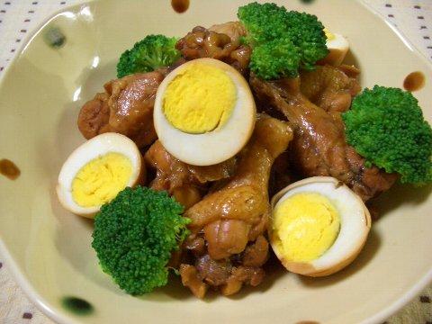 鶏のさっぱり煮♪