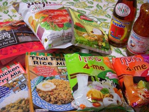 タイ食品♪