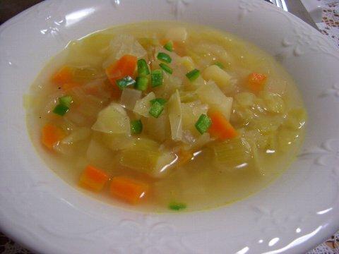 じんわりスープ♪