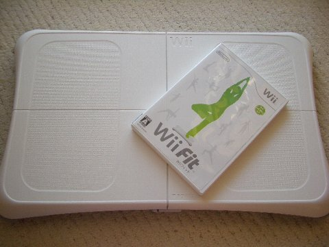 Wii Fit♪