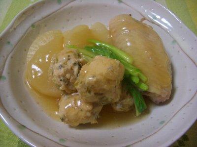 鶏のほっこり煮♪