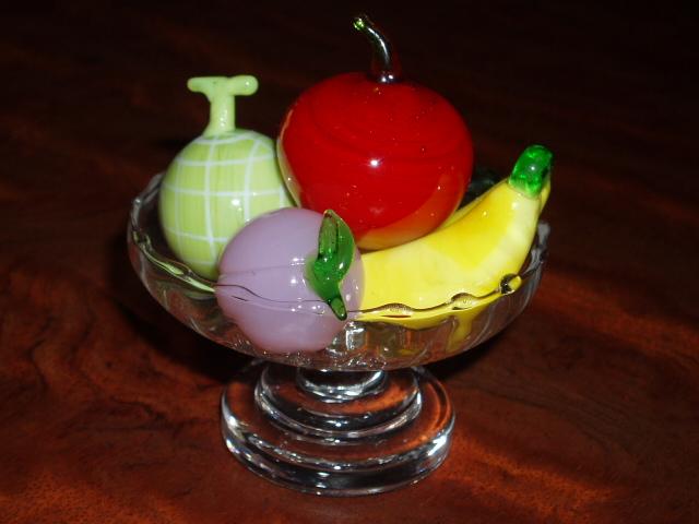 ガラスの果物2