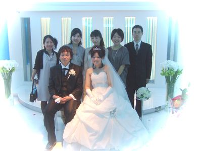 結婚式091001