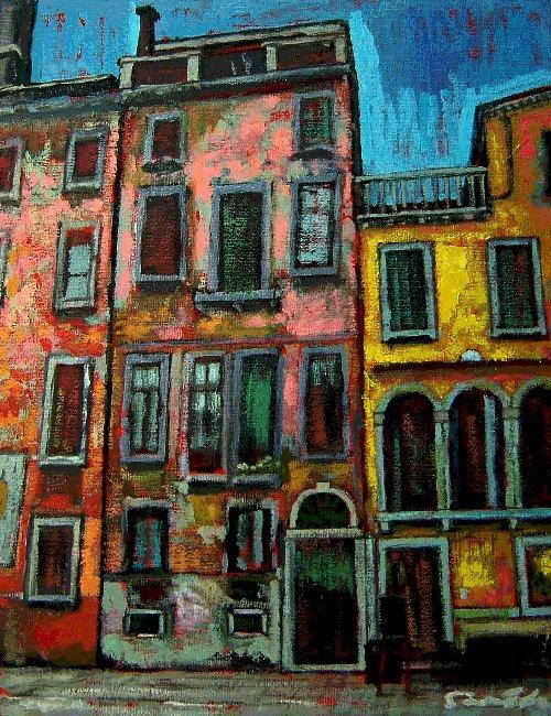 色づく街17