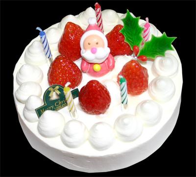 クリスマスケーキの予約承ります101201a